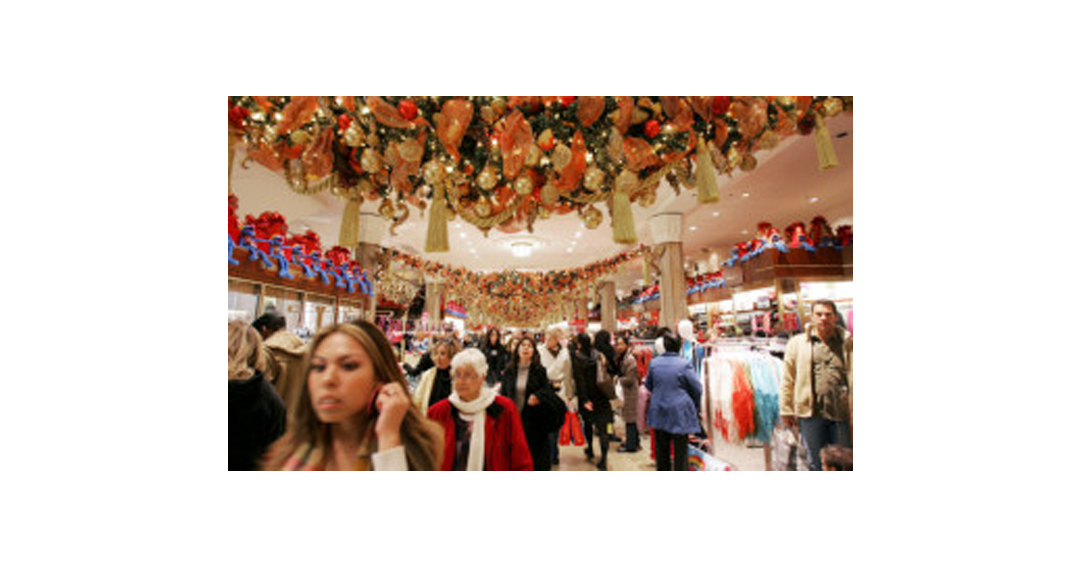 Retail Holiday Shopping Security