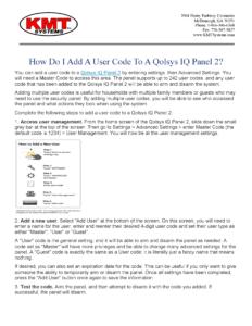 How-Do-I-Add-A-User-Code-To-A-Qolsys-IQ-Panel-2-W-Logo_-232x300 How Do I Add A User Code To A Qolsys IQ Panel 2 W Logo_