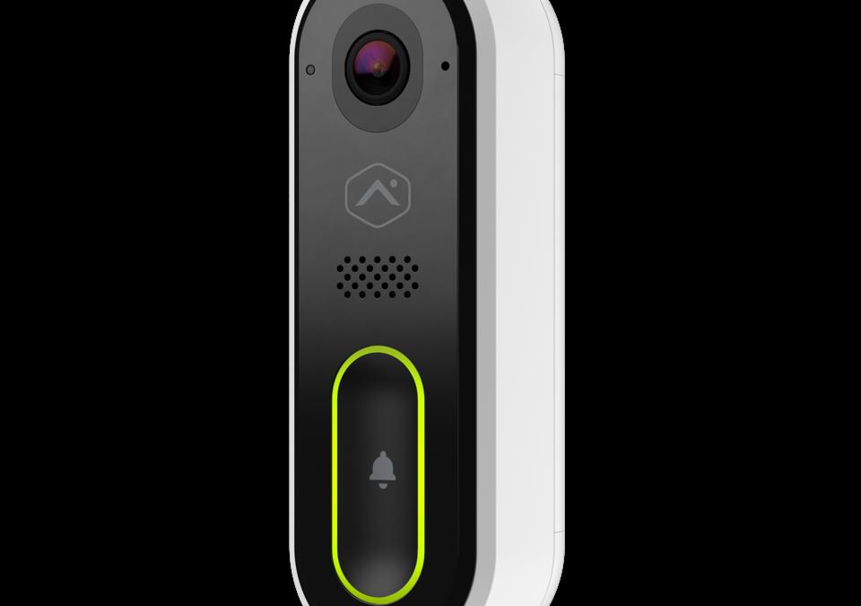 Four Ways to Use the New Alarm.com Video Doorbell Camera ADC-VDB770